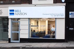 Bell Maison accountants, Barnet