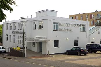 Hadley Wood Hospital