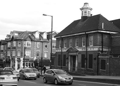 Magistrates Court Barnet