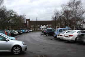 Stapylton Road car park