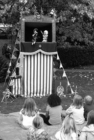 Punch and Judy Barnet